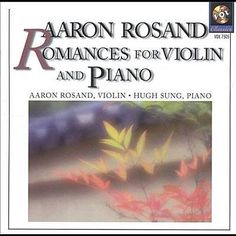 Shazam으로 Aaron Rosand & Hugh Sung의 곡 Romance For Violin And Piano, Op. 26를 찾았어요, 한번 들어보세요: http://www.shazam.com/discover/track/55977557