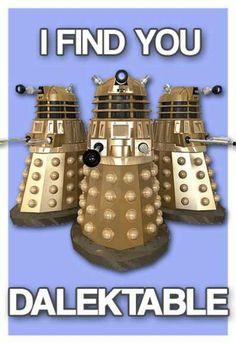 Doctor Who. Daleks