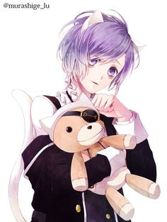 diabolik lovers chibi kanato - Google Search