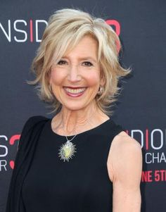 The Best Hairstyles for Women Over 50: Lin Shaye