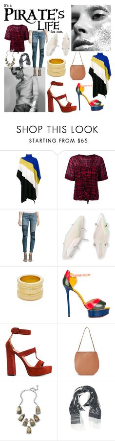 """Modalist Style"" by denisee-denisee ❤ liked on Polyvore featuring Emilio Pucci, rag & bone/JEAN, Kendra Scott, Elizabeth and James, Charlotte Olympia, Marc Ellis, Steven Alan and Destin Surl"