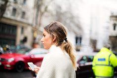 Moda de primavera en las calles Londres mayo 2014 © Josefina Andrés