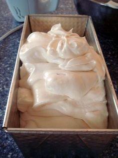 Arabafelice in cucina!: Gelato furbissimo alla vaniglia senza gelatiera, che non ghiaccia mai!
