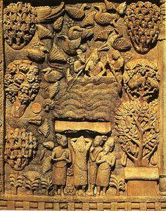 Image result for Buddha stele  John D. Rockefeller 3rd Collection Buddhist Wheel Of Life, Sanchi Stupa, Bodh Gaya, Buddhism, Sculpture, Image, Collection, Sculptures, Sculpting