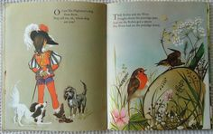 Vintage book of Nursery Rhymes by cattaylordesign, via Flickr