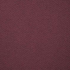 Burgundy Gabardine Sample