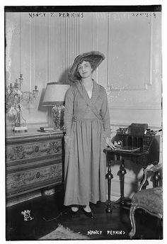 Nancy Perkins c. 1915