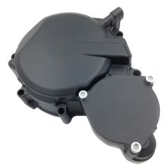 48.64$  Buy here - http://ali43b.worldwells.pw/go.php?t=1648219199 - Aftermarket free shipping motorcycle parts Engine Stator cover Suzuki GSXR600/750 2008 2009 08-09 BLACK Left side 48.64$