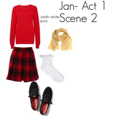 """""""Jan"""" by greasemusical on Polyvore Scene, Costumes, Polyvore, Image, Fashion, Moda, Dress Up Clothes, Fashion Styles, Fancy Dress"""