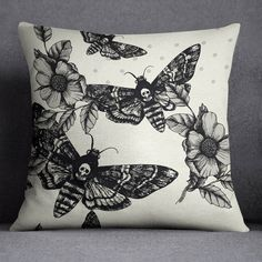 "Our Designs are Printed on ""Off White"" Pillow Cover, which include the pillow inserts for you. The backing is made from Soft Cream Color Canvas Texture fabric. Pillow Covers are removable, and washabl"