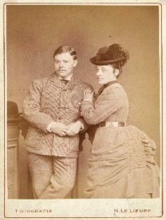 Lianne Jarrett Associates - Marion & Linley Sambourne, 1874