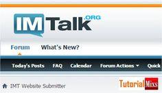 Cara cepat membangun backlink hingga 1800 backlink dengan IMTalk