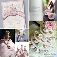 Check Out This Blog It S A Sleeping Beauty Inspired Wedding I Liked So Much Ve Pinned Disney Princess Aurora Briar Rose