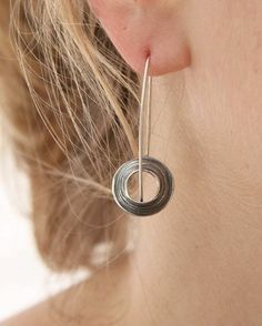 Small Cone Earrings