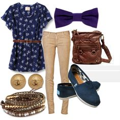navy casual. Would rather a pair of red toms but love it either way.