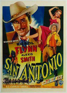 1945 - san-antonio. Love this movie!!   1945