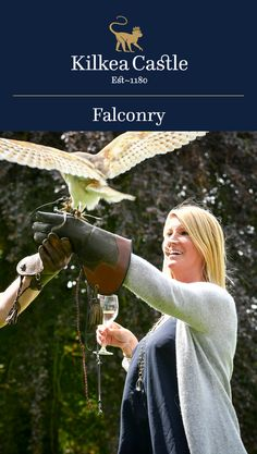 Allow us to organize a private falconry show for you and your guests!