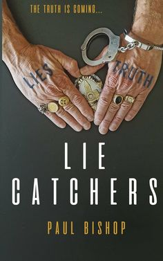 My buddy, Paul Bishop's novel, Lie Catchers is gearing up for a major re-release from Wolfpack Publishing. If you've not read it yet, take my advice and pick up a copy. Lie Catchers is one of the best modern police detective novels I've read, hands down. Highly recommended.https://wolfpackpublishing.com/the-truth-is-coming-writing-lie-catchers-by-paul-bishop