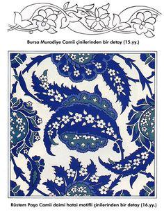 Tiles From Turkey Turkish Tiles, Turkish Art, Portuguese Tiles, Moroccan Tiles, Islamic Wall Decor, Islamic Art, Turkish Pattern, Turkish Design, Tree Wall Art