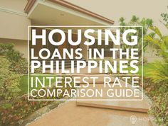 Get to know the different housing loan interest rates in the Philippines from various banks and lending institutions by reading this article.