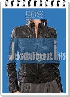 Jaket Kulit Wanita JKW 48