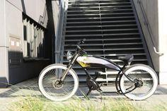 Electric Chopper Bike, Motorcycle, Motorbikes, Motorcycles