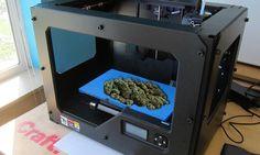 3D Printing and Marijuana!