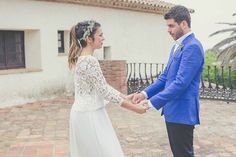 Una boda sin protocolos por Carla Aymat en All Lovely Party
