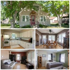 Check out this classy & charming 3 bedroom, 3 bathroom home located in St Cloud. Home has newly updated bathrooms, mechanical and fixtures which make the perfect combination to accent the solid construction of this 2-story home. Priced at $125,000! #home #centralMNhome #housing #realestate
