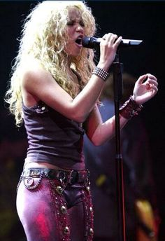 SHAKIRA •• Today in history: Bogotá, Colombia. • March 12, 2003: Tour of the Mongoose • March 12, 2011: Sale El Sol World Tour •• 12/03/2016