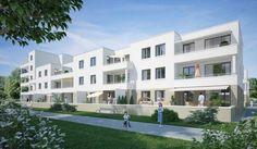 Pegasus Residenz: Neubau von 184 Eigentumswohnungen - Foto: PEGASUS Residenz Dresden