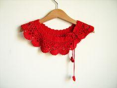crochet necklace - Google претрага