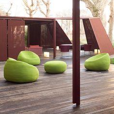 Paola Lenti design: Francesco Rota - Armchair available in two ...