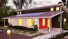 Net-Zero Energy Deltec Homes – starting under 100K