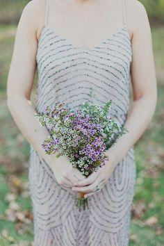 Waxflower bouquets