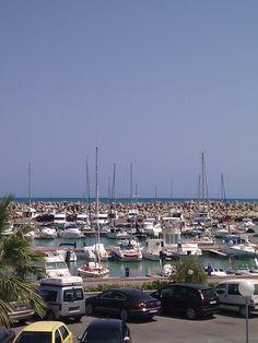 Puerto deportivo Alcossebre