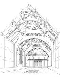 Bryndraenog Medieval Hall House