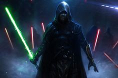 What Color Lightsaber Would You Wield?