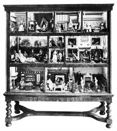 THE PETRONELLA DE LA COURT BABY HOUSE, 1674-1690