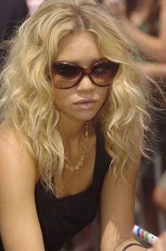 perfect curls & medium length