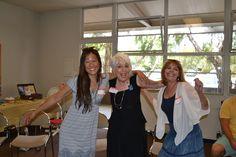 Dancing away at the 2014 Write Time Writing Retreat
