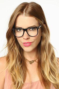 b9cf9998581  Dakota  X-Large Clear Wayfarer Glasses - Kelly - 2740-3 Computer