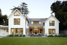 Image result for modern farmhouse exterior