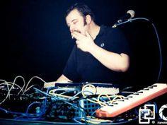 Erobique: DJ from Hamburg, Germany, crazy guy!