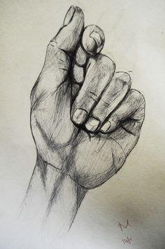 Hand Gesture Drawing by Arina Syafika