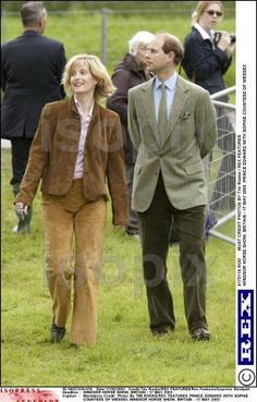 Image detail for -PRINCE EDWARD WITH SOPHIE COUNTESS OF WESSEX WINDSOR HORSE SHOW ...