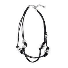 Home - Miglio Designer Jewellery Leather Necklace, Leather Jewelry, Back To Black, Swarovski Crystals, Jewelry Design, Personalized Items, Stylish, Jewellery, Leather Collar