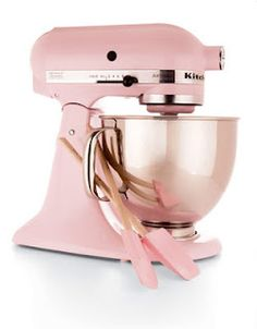 I Have Red Kitchenaid Professional 600 Series 6 Quart Stand Mixer And A Silver