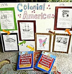 Looking for a low-fuss American history timeline for your homeschool? Approaching your timeline through worksheets instead of traditional cards or cutouts might be the perfect fit for you! Social Studies For Kids, Timeline Project, American History Lessons, History Timeline, Hands On Learning, Book 1, Language Arts, Homeschool, Crafts For Kids