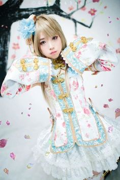 Title: Love Live School Idol Project! Character : Kotori Minami Coser : Tomia cosplay